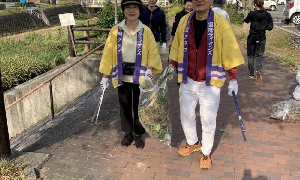 2019.10.27曲川清掃