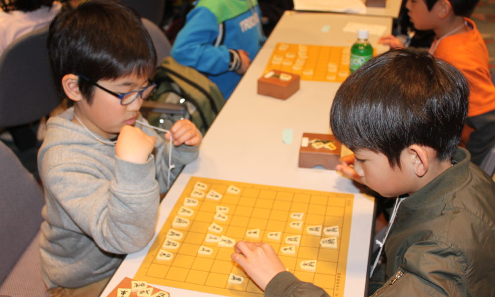 中間わんぱく子供将棋大会